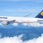 Авиакомпания Lufthansa Cargo получит первый грузовой Boeing 777F в конце октября