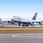 Авиакомпания Lufthansa отменяет 90% рейсов