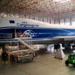 CargoLogicAir договорилась с Volga Dnepr Gulf о техобслуживании Boeing 747-400F