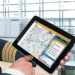 Пилоты AirBridgeCargo получили планшеты с приложениями от Lufthansa